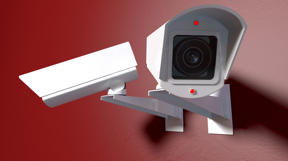 Wireless camera system has special functions.
