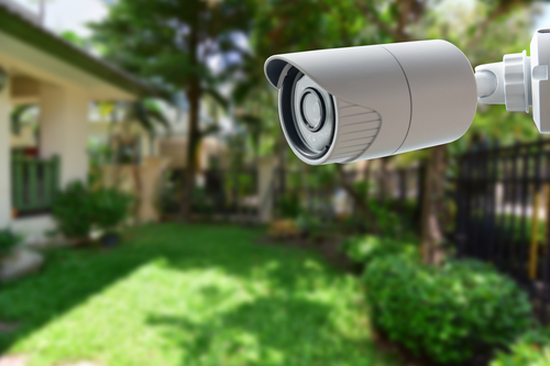 Wired and wireless security camera system options are available for property owners.