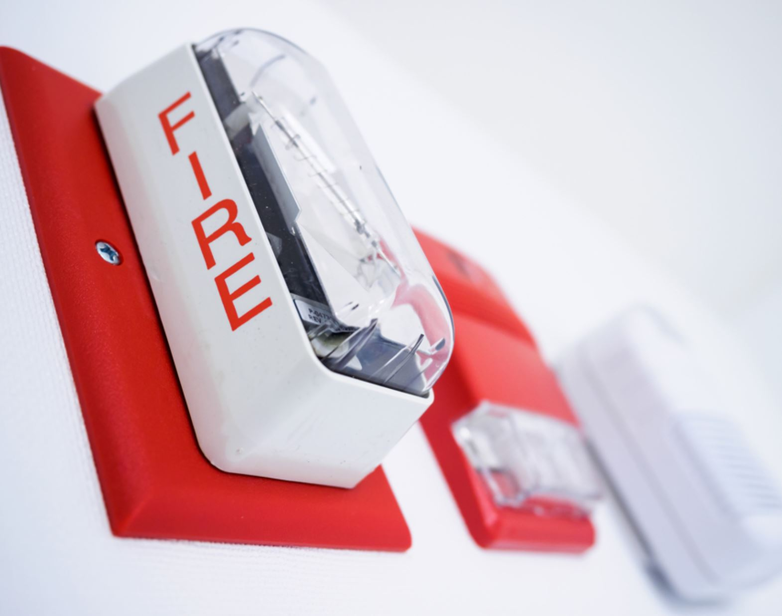 Fire alarm monitoring services are essential in commercial buildings.