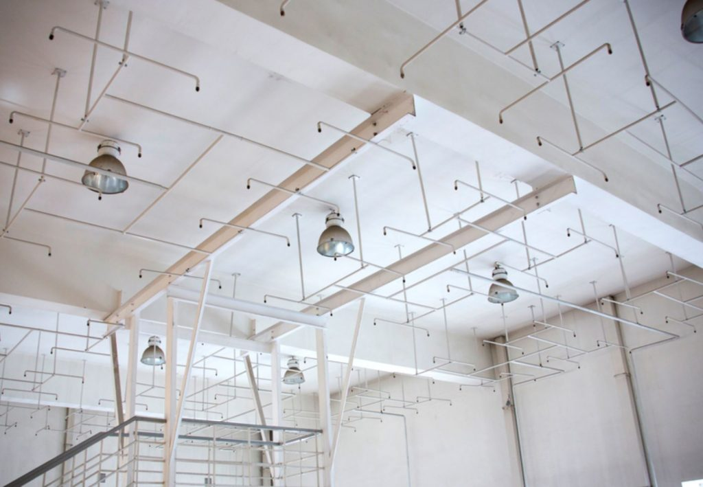 Sprinkler systems are an expanded option in fire alarm systems