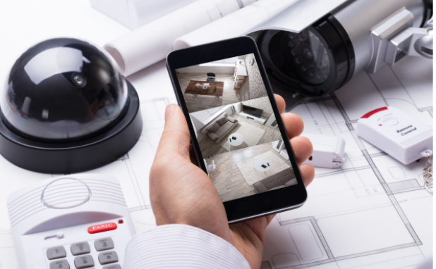 Ask home security alarm contractors what additional features you can have.
